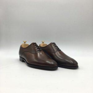 Wembley Dark Brown boutique chaussures Toulouse (Personnalisé)