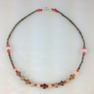 collier ras de cou agate labradorite pierre de lune boutique bijou toulouse