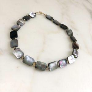 collier ras de cou nacre boutique bijoux toulouse