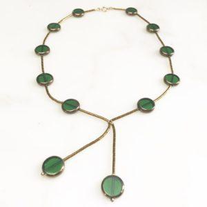 collier ras de cou verroterie hematite boutique bijoux Toulouse