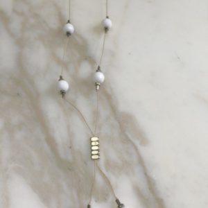 collier sautoir jade blanc boutique bijou toulouse