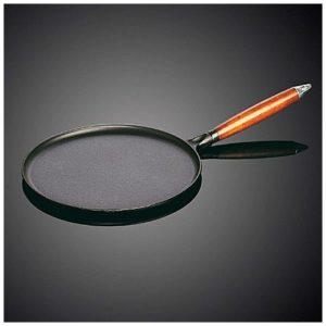 crepiere fonte staub 28 cm 1 spatule et 1 repartiteur Toulouse boutiques