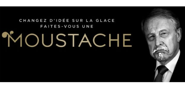Glaces Moustache
