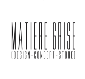 matiere grise design concept store
