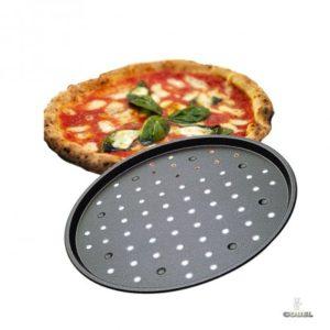 Plaque à pizza perforée Toulouse boutiques
