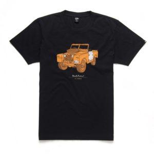 tshirt deus noir rangerover Mode Toulouse ToulouseBoutiques