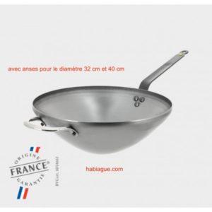 wok-de-buyer-mineral-b-element boutique art de la table Toulouse