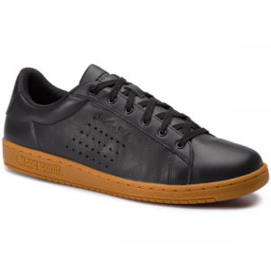 Arthur Ashe 1910523 : Black Gum Toulouse chaussures