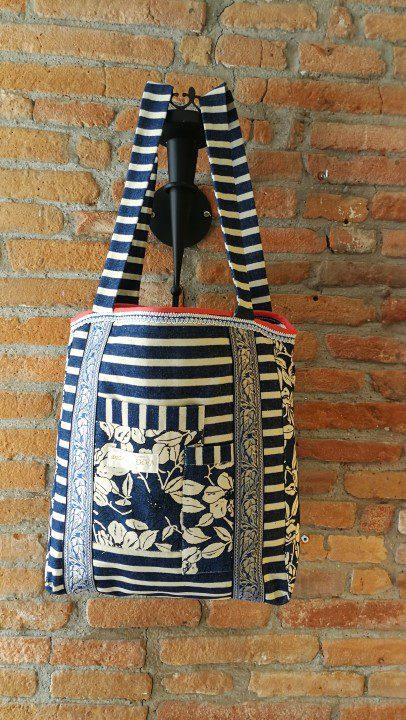 Sac Bleuet Toulouse boutique