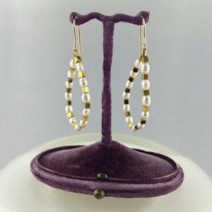 Boucles d'oreilles Pépite bijoux Toulouse