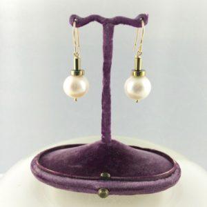 Boucles d'oreilles Perle de culture Bijoux Toulouse