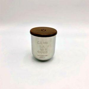 Bougie-argent-lou-candeloon-calanques-boutique decoration toulouse