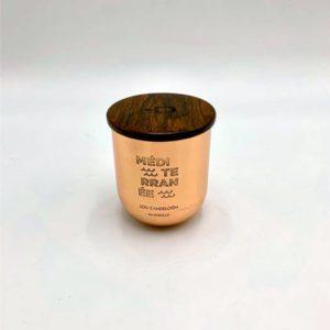 Bougie-rose-lou-candeloon-mediterranee-boutique déco toulouse