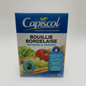 Bouillie bordelaise magasin jardinerie toulouse