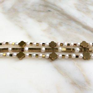 Bracelet Triple Agate