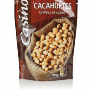CACHUETES Grillees et Salees 100g Toulouse