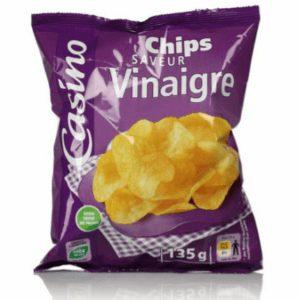 Chips Vinaigre Toulouse