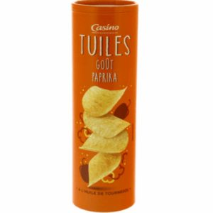TUILES Gout PAPRIKA Toulouse