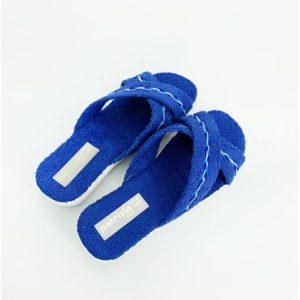 Chaussons bleus droguerie toulouse