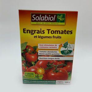 Engrais tomates et légumes magasin jardinerie toulouse