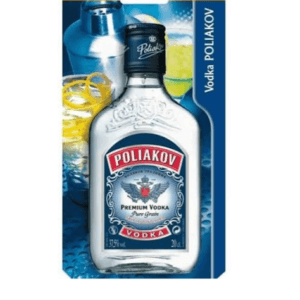 FLASH VODKA POLIAKOV Toulouse