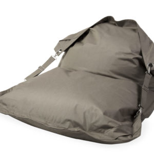Fatboy Pouf Buggle-up Outdoor - Avec sangles ajustables Taupe