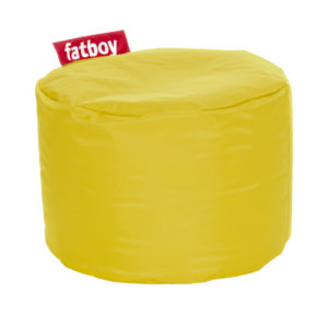 Fatboy Pouf Point - Ø 50 cm Pouf Point Jaune