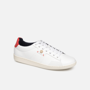 Hosta CG3209 White :Red Toulouse chaussures