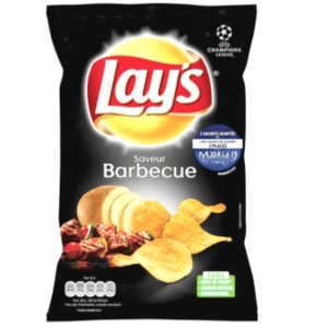 Lay's saveur Barbecue Toulouse