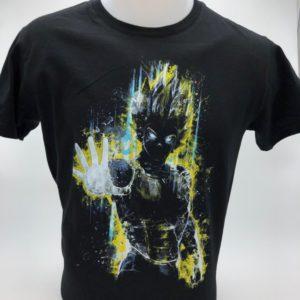T-shirt Sayen Vegeta toulouse