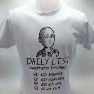 T-shirt Daily List toulouse