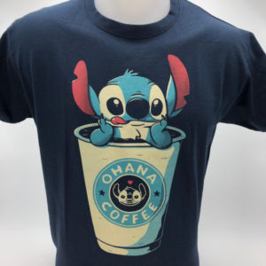 T-shirt Ohana Coffee toulouse