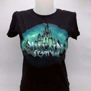 T-shirt Villain festival toulouse