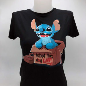 Adopt this alien Stich t-shirt toulouse
