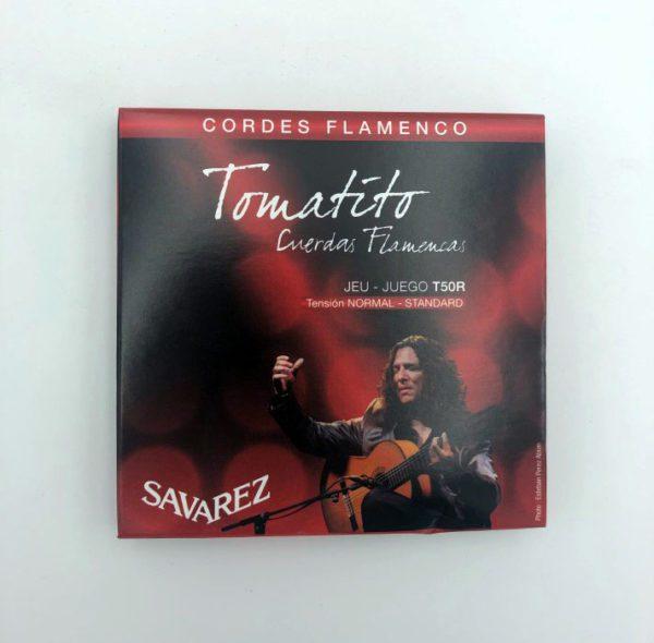 Cordes savarez flamenco tomatito Toulouse