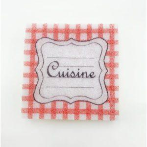 éponge fabrication française cuisine droguerie toulouse
