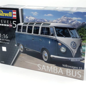 Samba Bus Revell Toulouse modélisme Ideal Model