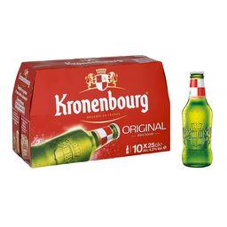 Kronenbourg 10x25cl Toulouse