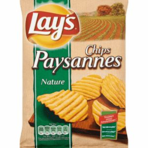 Lay's Chips Paysannes Nature Toulouse