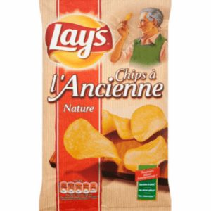 Lay's Chips a l'Ancienne NATURE Toulouse
