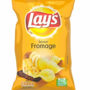Lay's saveur Fromage Toulouse