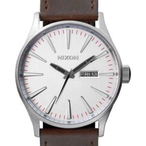 Montre Nixon sentry leather Toulouse