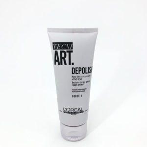 TCNI ART DEPOLISH PATE DESTRUCTURANTE EFFET BRUT FORCE 4 - L'Oréal Toulouse Boutiques