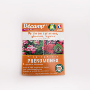 Piégeage par phéromones magasin jardinerie toulouse