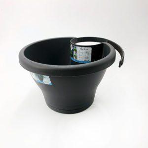 Pot noir réglable jardinierie toulouse