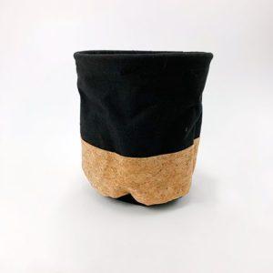Pot simple tissu et plastique jardinerie toulouse