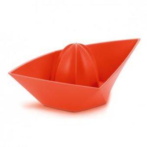 Presse-agrumes Ahoi - Koziol rouge Toulouse Boutique