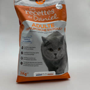 Recettes-de-daniel-chat-adulte boutique animalerie toulouse