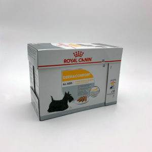 Royal-canin-boite-dermaconfort-all-sizes boutique animalerie toulouse