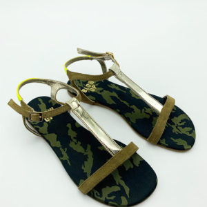 Sandales-Blow-Up-Militaire magasin chaussures toulouse